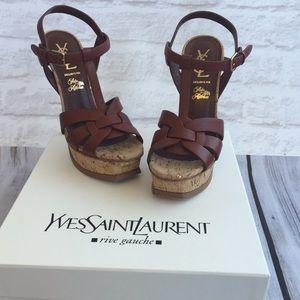 Yves Saint Laurent Shoes - Yves Saint Laurent Tribute Heels