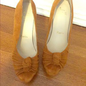 Christian Louboutin Shoes | Heels - on Poshmark