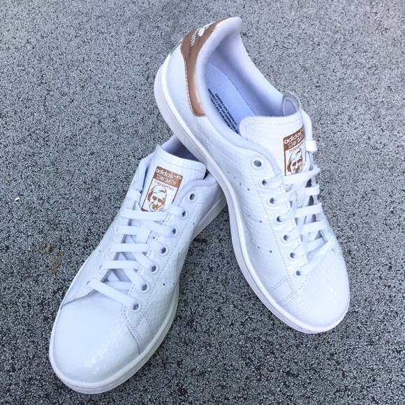 hot sale online 97a1b 83815 Adidas Stan Smith rose gold