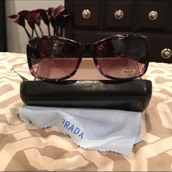 d75a66e6 low price prada sunglasses purple leopard aa9c5 cf2d7