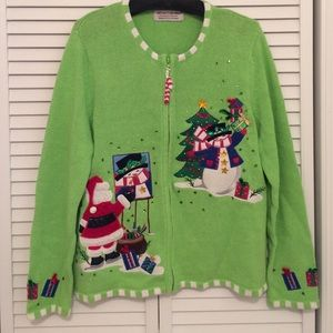 Heirloom Collectibles Sweaters - Fun Christmas sweater!