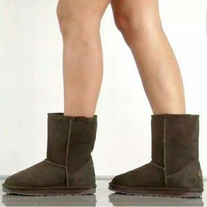 Emu  Shoes - EMU Australia Stinger Lo sheepskin suede boots