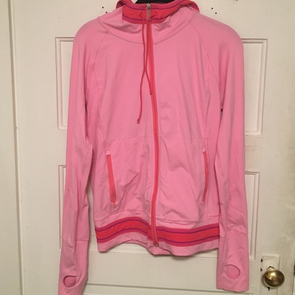 ALO Yoga - Alo small pink yoga jacket from Riley's closet on Poshmark