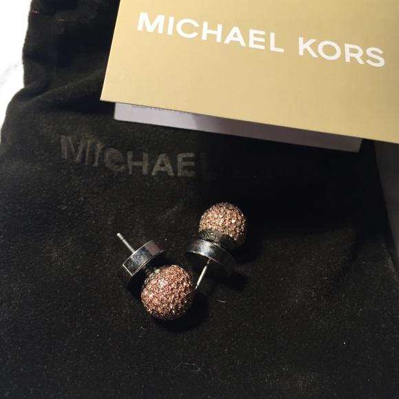 Michael B Jewelry Death Of 63 Off Michael Kors Jewelry Michael Kors Rose Gold