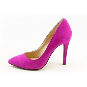 NEVER WORN pretty in pink pumps