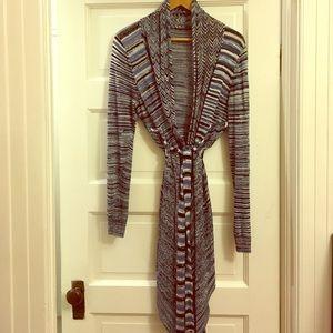 Elie Tahari Sweaters - Woven Missoni style sweater