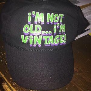 Vintage SnapBack MUST GO