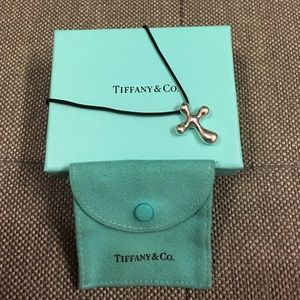 Tiffany & Co. Jewelry - Tiffany & Co. Elsa Peretti Cross Pendant