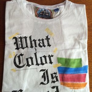 "L.A.M.B. Gwen Stefani ""What Color Is Love?"" Shirt"