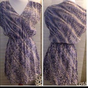 Kimchi Blue Dresses & Skirts - Kimchi blue 100% silk dress