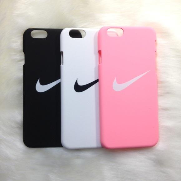 pretty nice 95065 91ba5 CLEARANCE ✨ White Nike iPhone case