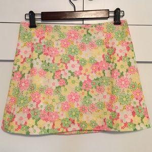 Lilly Pulitzer Skirt Sz 0