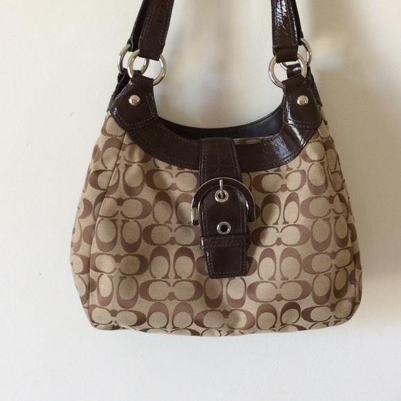 Coach Handbags - Coach signature hobo. ❤ ❤MEGA SALE❤ ❤️ b2cbd628c9