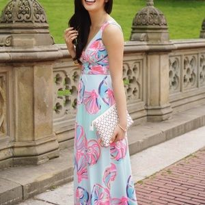 Brand New Lilly Pulitzer Sloane Maxi Dress