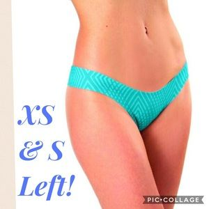 Empowered By You Other - 💚 NWT Teal Seamless Thong