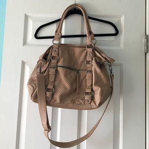 Deena & Oozzy Handbags - Urban outfitters peach handbag