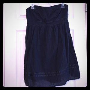 Xhilaration size XL strapless dress