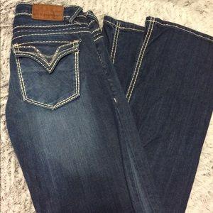 Vigoss Denim - Thick stitch Vigoss jeans