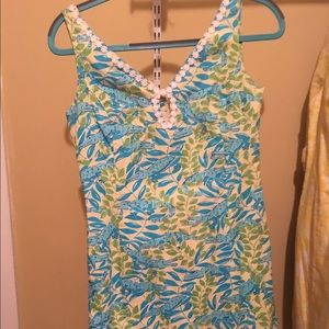 Lilly Pulitzer Gator Dress