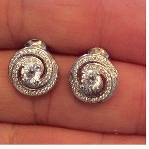 Jewelry - New Sterling silver earrings