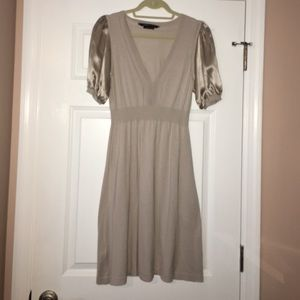 BCBG V-neck Dress