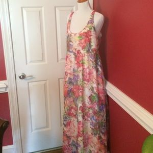 ModCloth Dresses & Skirts - Modcloth Sleeveless maxi-Size 14