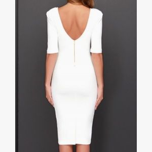 0946511ca4b1f Lulu's Dresses | Hplulus Exclusive We Built This Midi Ivory Dress ...