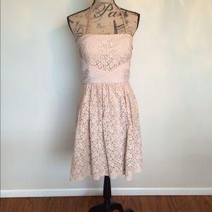 ☔️Vince Camuto lace dress w/removable strap 🍾⛪️