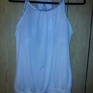 Mossimo 2-Layer Tank Top w/ built in bra