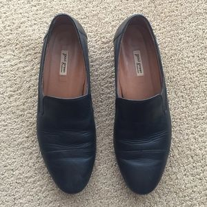 Paul Green Shoes - Paul Green Black Leather Shoes