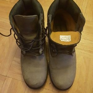 Original Grey timberlands