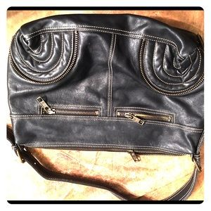 Vintage Gap Leather Bag