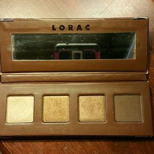 Lorac Other - Lorac Tantalizing Dark Chocolate eye shadow palett