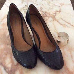 ANTONIO MELANI Shoes - {sale}Black leather heels