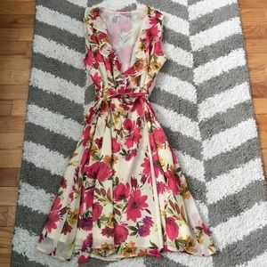 Forever 21 wrap dress. Size XS