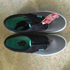 Vans Shoes - Vans 2tone Era in charcoal black biscay green 474189daf