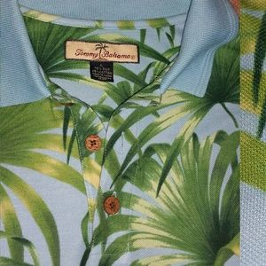 83 Off Tommy Bahama Other Tommy Bahama Lg Polo Silk