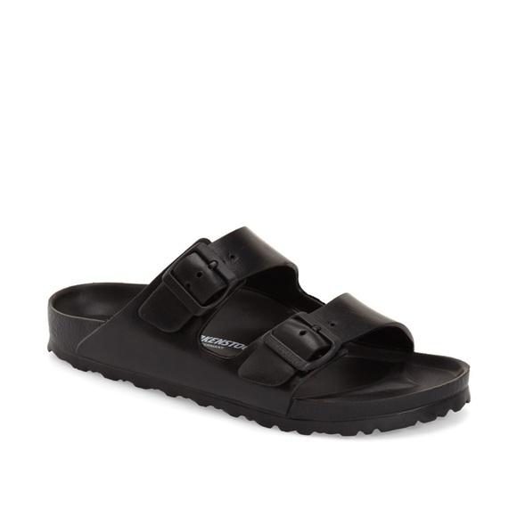 9ad41cf14171 Birkenstock Shoes - Birkenstock essential Arizona sandal black 37 6