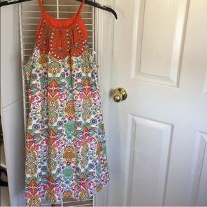 Dresses & Skirts - Paisley Beaded Dress