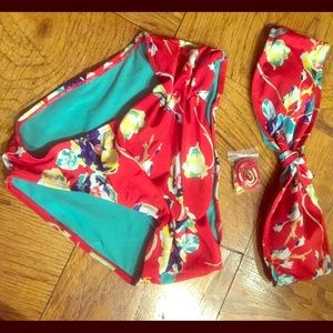 Forever 21 Other - Forever 21 high waisted swimsuit. Never Worn