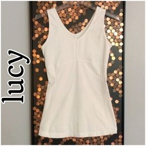 Lucy Tops - Lucy Athletic Tank Top