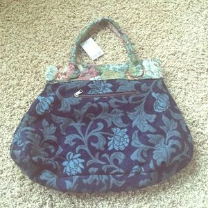 Urban Outfitters Tapestry Bag // NEW