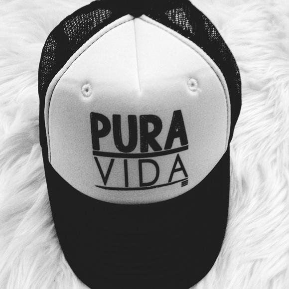 Accessories - Pura Vida Hat! From Costa Rica! Never worn! d72e36e1e0c