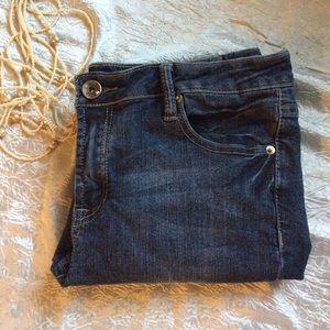C'est Toi cropped jeans