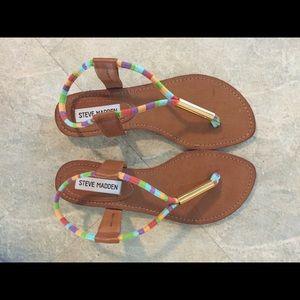 Steve Madden size 6 sandals!