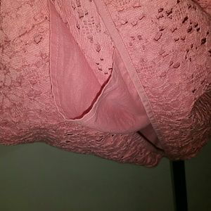 Ann Taylor Dresses - Ann Taylor Vintage Pink Dress