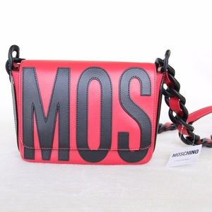 ✨HPx5✨Moschino Large Chain Crossbody Purse