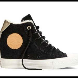 1f7c5b7be14f Converse Shoes - Converse Chuck Taylor All Star Lux Wedge Sneaker