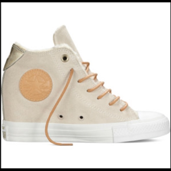 Chuck Taylor All Star Lux wedge sneaker
