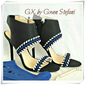 GX by Gwen Stefani Shoes - 🌷😍HP🎀💜GX by Gwen Stefani Takako heels sandals.